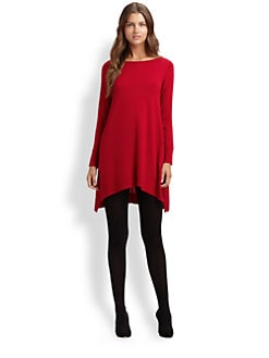 Eileen Fisher - Merino Wool Sweater Dress
