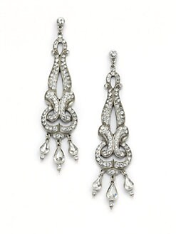 Ben Amun - Deco Chandelier Earrings