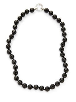 Giorgio Martello - Shell Pearl Short Necklace