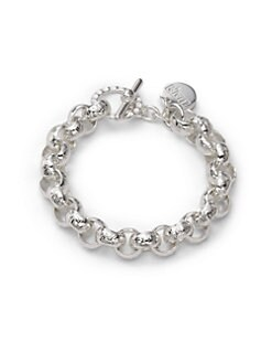 1AR by UNOAERRE - Rolo Chain Link Bracelet