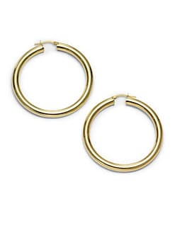 1AR by UNOAERRE - Small Hoop Earrings