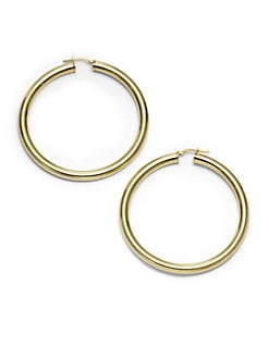 1AR by UNOAERRE - Large Hoop Earrings