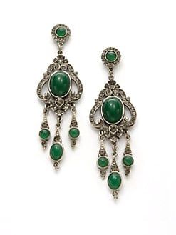 Ben Amun - Chandelier Earrings