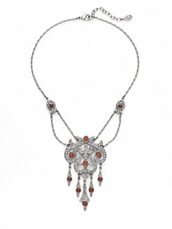 Ben Amun - Chandelier Pendant Necklace