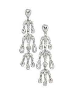 Adriana Orsini - Totem Chandelier Earrings