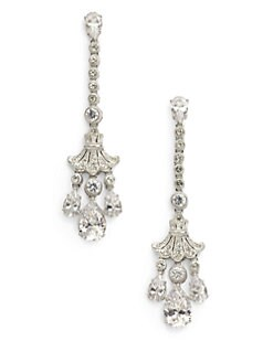 Adriana Orsini - Shell Chandelier Earrings