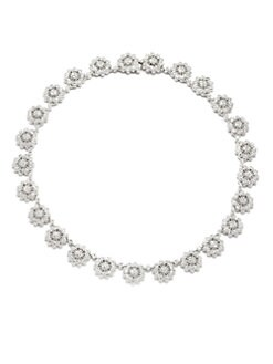 Adriana Orsini - Petite Lace Necklace