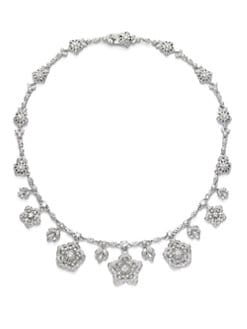 Adriana Orsini - Hibiscus Necklace
