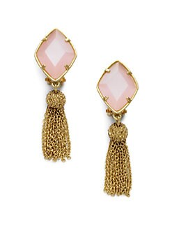 Carolee Lux - Tassel Drop Earrings