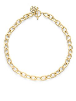 Belargo - Matte Chain Link Necklace