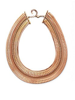 Tuleste Market - Multi-Chain Necklace/Rose Gold