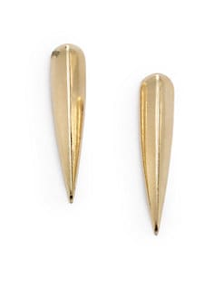 Noir for L.A.M.B. - Spike Earrings