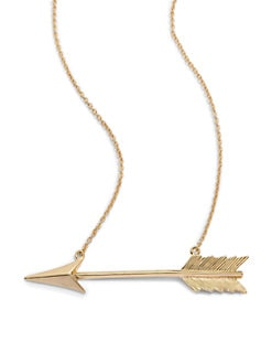 joanna laura constantine - Arrow Pendant Necklace
