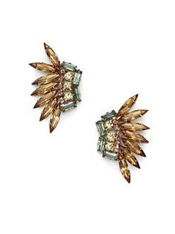 joanna laura constantine - Jeweled Wing Earrings
