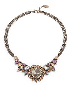 joanna laura constantine - Jeweled Multichain Necklace