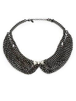 ABS - Chain Link Collar Necklace