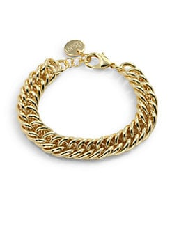 1AR by UNOAERRE - Fishtail Grommet Link Bracelet