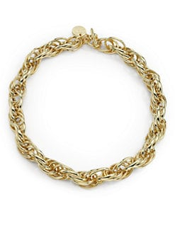 1AR by UNOAERRE - Rope Link Necklace