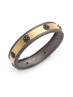 Belargo - Icon Double Pave Bangle
