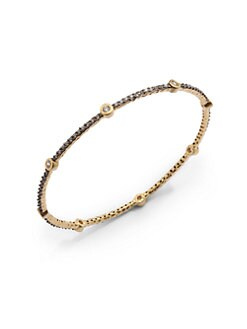 Belargo - Starry Night Pave Bangle
