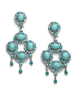 Clara Kasavina - Gia Chandelier Earrings