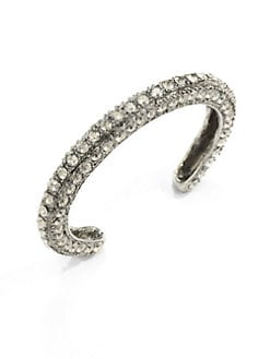 Clara Kasavina - Vicky Swarovski Crystal Cuff Bracelet