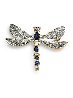 Kenneth Jay Lane - Firefly Pin
