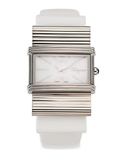Salvatore Ferragamo - Renaissance Mother-Of-Pearl Watch