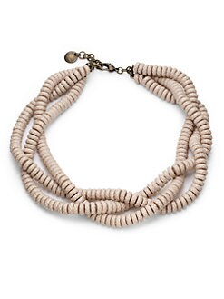 Pono - Triple Braid Necklace