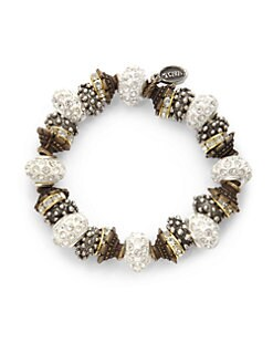 TOVA - Beaded Dot Bracelet