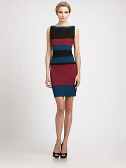 ABS - Colorblock Dress
