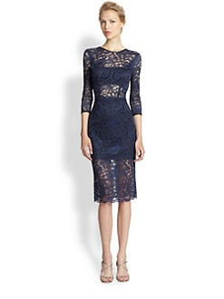 ABS - Trimmed Lace Sheath