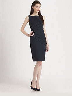David Meister - Stretch Twill Dress