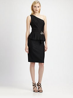 David Meister - Peplum Dress