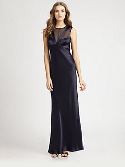 ABS - Satin Gown