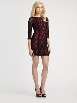 ERIN by Erin Fetherston - Stretch Lace Dress