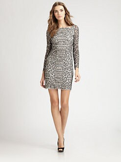 Aidan Mattox - Beaded Dress