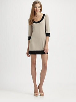 ABS - Scoopneck Dress