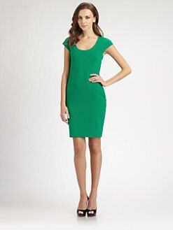 Rachel Roy - Scoopneck Dress