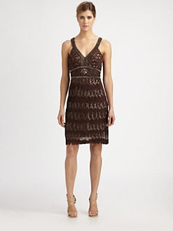 Sue Wong - Beaded Dress