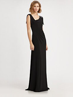 David Meister - Matte Jersey Gown