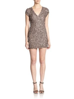 Serena Embellished Dress
