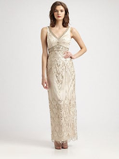 Sue Wong - Beaded Gown