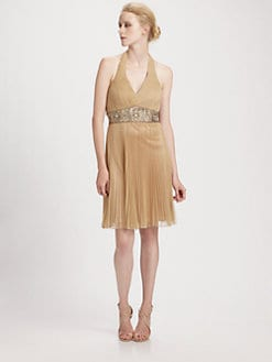Sue Wong - Halter Dress