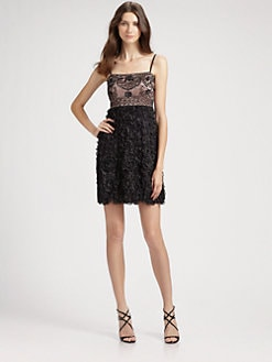 Sue Wong - Beaded Empire Dress