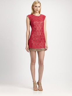 ABS - Lace Dress