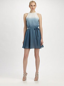 ERIN by Erin Fetherston - Silk Ombré Dress