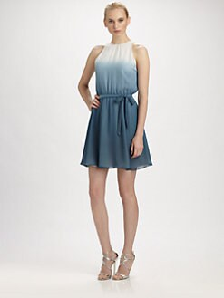 ERIN by Erin Fetherston - Silk Ombr&eacute; Dress