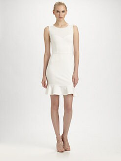 ERIN by Erin Fetherston - Mermaid Hem Dress