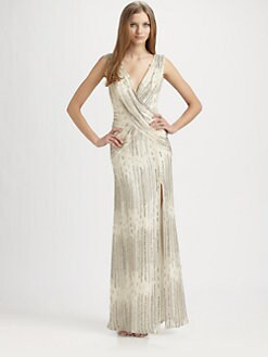 ABS - Beaded Gown